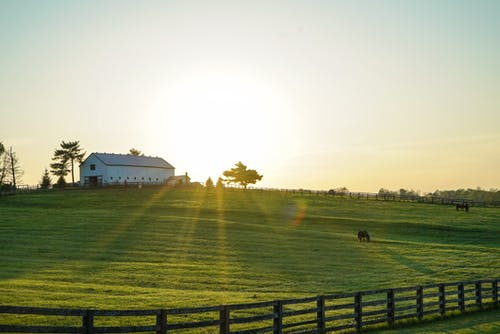 Farmhouses Across America
